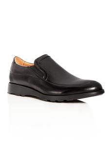 Bruno Magli Men's Vegas Leather Apron Toe Loafers