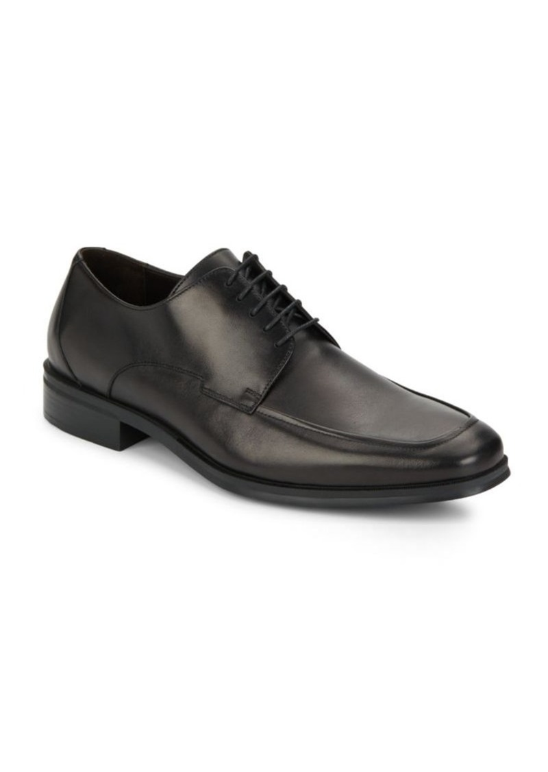 Bruno Magli Pico Leather Derby Shoes