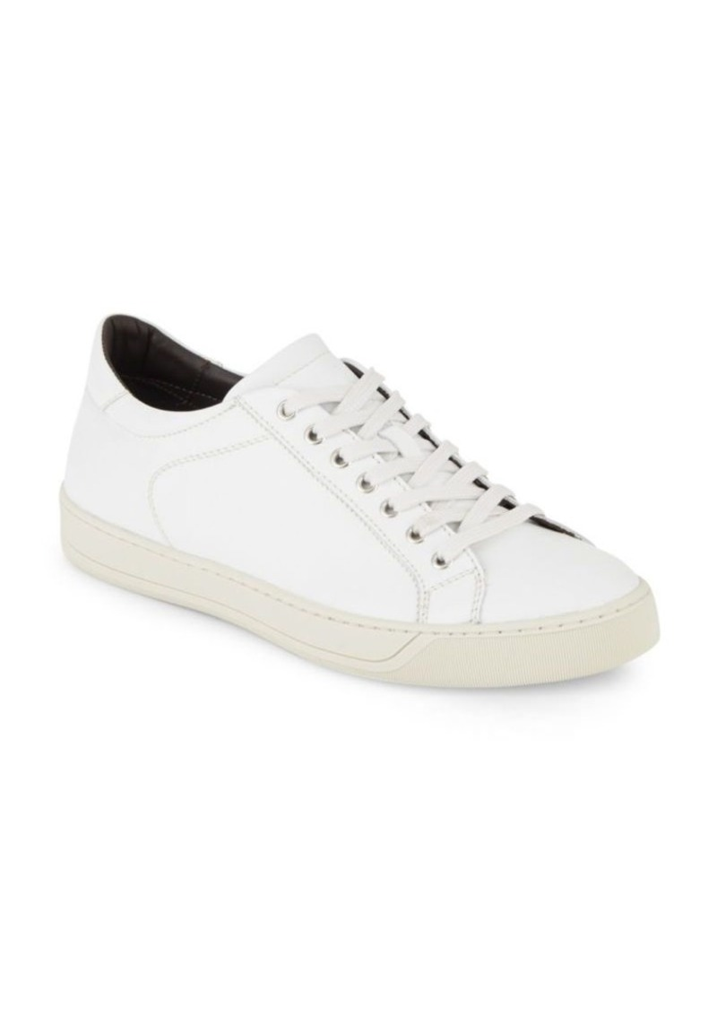 aa3fe07d8 Bruno Magli Bruno Magli Westy Lace-Up Leather Sneakers | Shoes