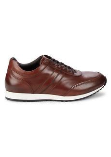 Bruno Magli Connor Leather Sneakers