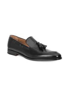 Bruno Magli Fabiolo Leather Dress Loafers