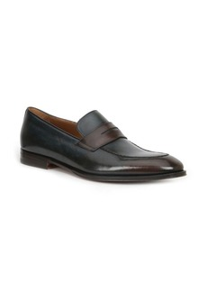 Bruno Magli Fanetta Leather Loafers