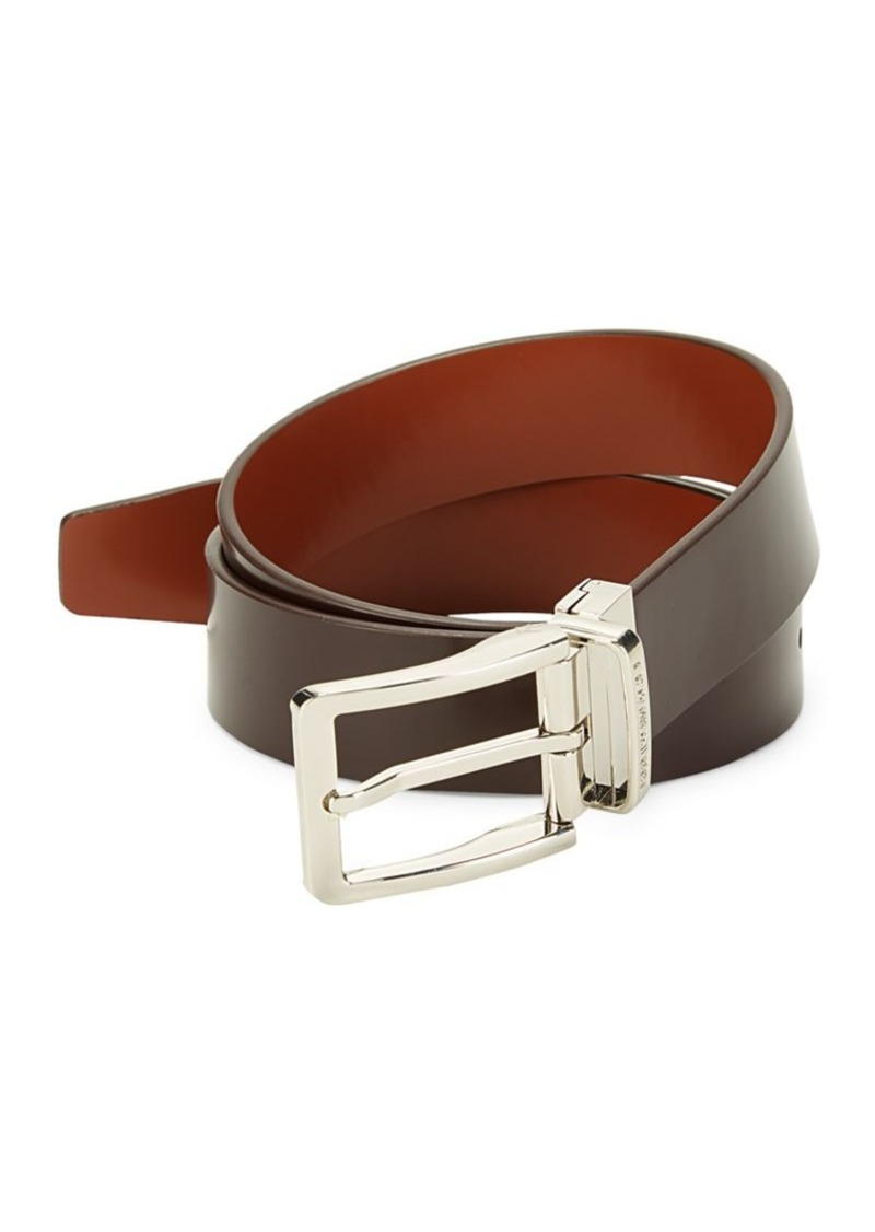 Bruno Magli Leather Belt