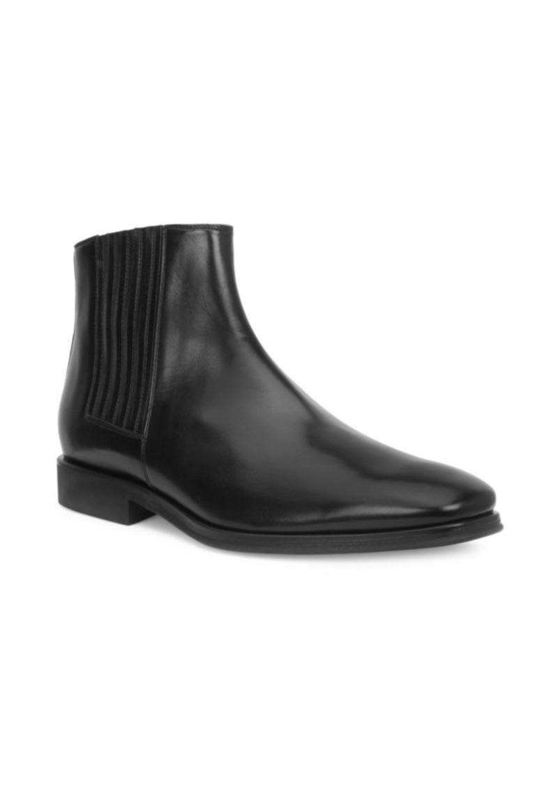Bruno Magli Rezzo Leather Chelsea Boots