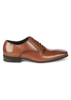 Bruno Magli Matteo Leather Oxfords