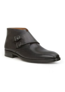 Bruno Magli Men's Alberto Double-Monk Ankle Boots