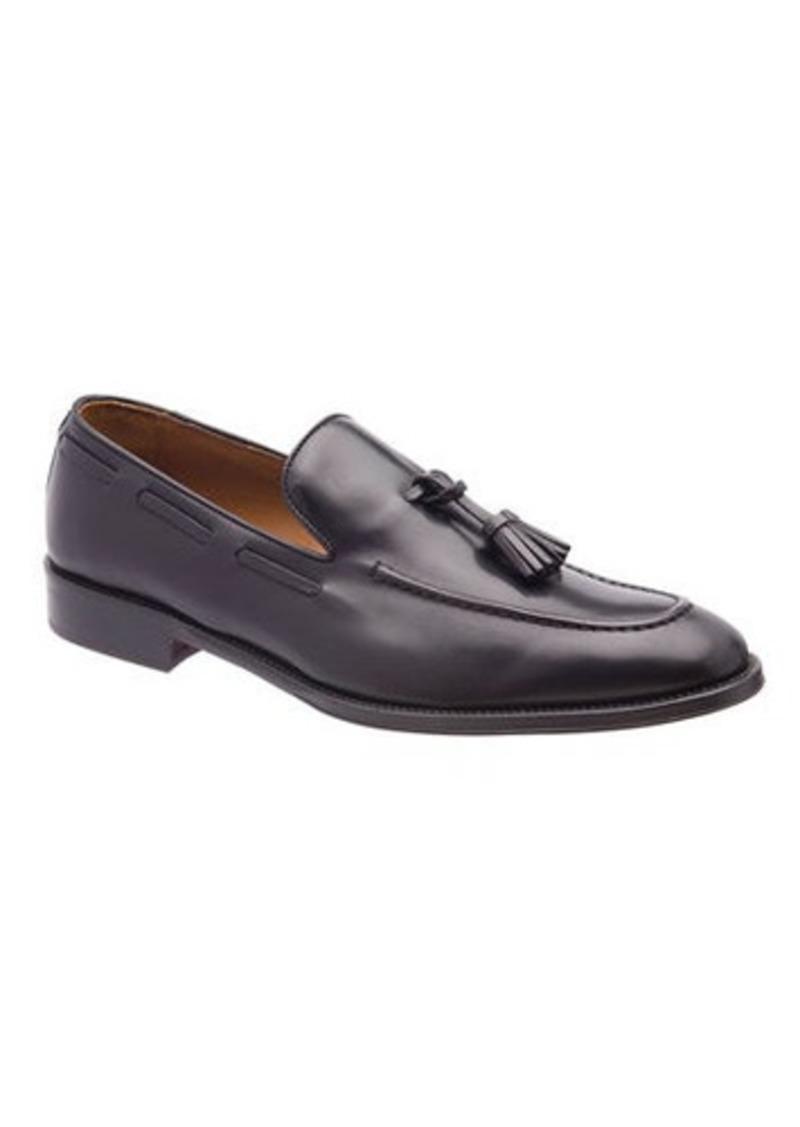Bruno Magli Men's Alfio Leather Tassel Loafers