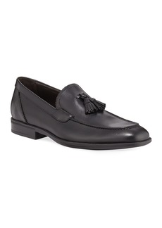 Bruno Magli Men's Francesco Leather Tassel Loafers