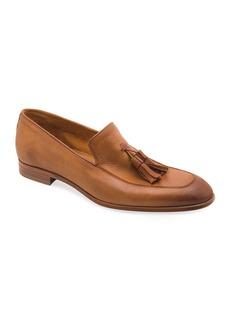 Bruno Magli Men's Iko Leather Tassel Loafers