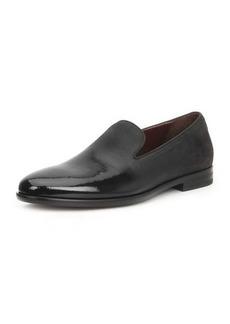 Bruno Magli Men's Picasso Damask-Velvet Loafers