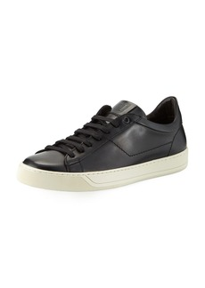 Bruno Magli Men's Warren Leather Low-Top Sneakers