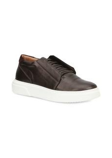 Bruno Magli Metallic Leather Sneakers