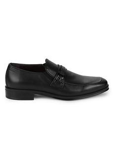 Bruno Magli Pedro Leather Loafers