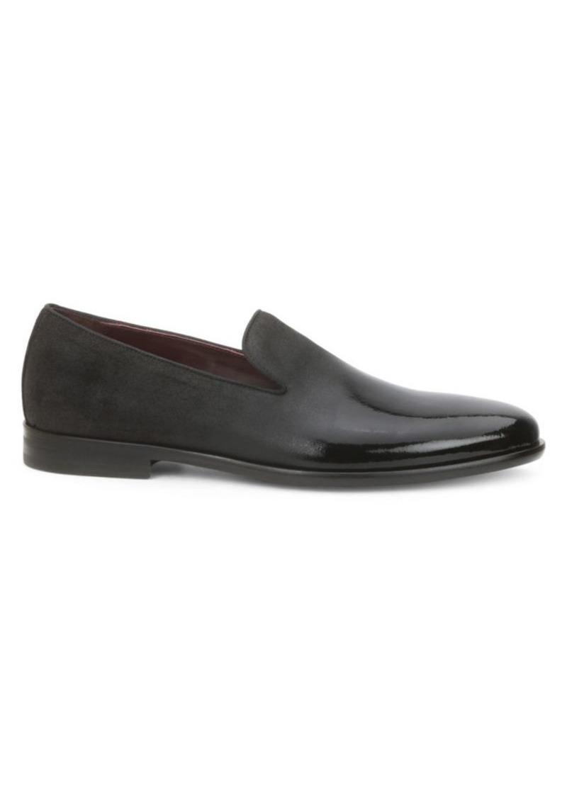 Bruno Magli Picasso Patent Leather Loafers