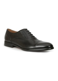 Bruno Magli Pisa Cap Toe Leather Oxfords