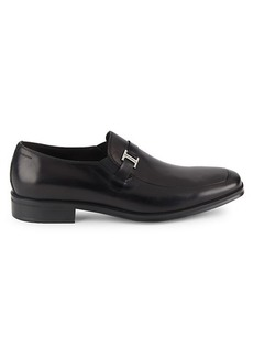 Bruno Magli Pivetto Leather Loafers