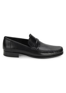Bruno Magli Porro Leather Bit Loafers
