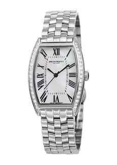 Bruno Magli Womens Diana 1301 Diamond Bracelet Watch, 28mm - 0.10 ctw
