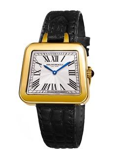 Bruno Magli Women's Emma 1141 Leather Strap Watch, 34mm