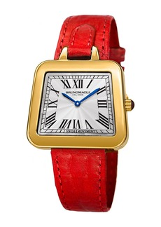 Bruno Magli Women's Emma 1141 Leather Strap Watch, 34mm