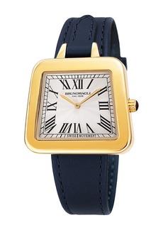 Bruno Magli Women's Emma Swiss Quartz Watch, 34mm x 35mm