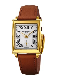 Bruno Magli Women's Swiss Made Ronda Quartz 1069 Valentina Watch, 27mm