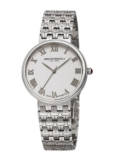 Bruno Magli Women's Swiss Made Ronda Quartz 703 Isabella Watch, 36mm