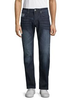 Buffalo Jeans Ash Faded Straight Jeans