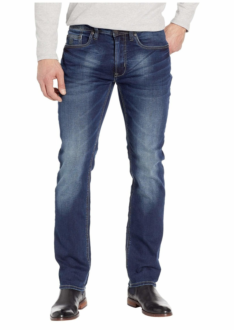 Buffalo Jeans Ash X Slim Fit Jeans in Authentic & Worn