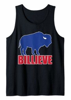 Buffalo Jeans Billieve funny Buffalo lover Tank Top