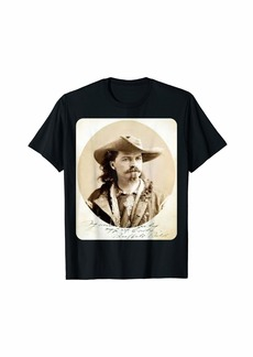 Buffalo Jeans Buffalo Bill Cody - wild west original print t shirt