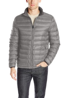 Buffalo Jeans Buffalo by David Bitton Men's Packable Down Puffer Jacket
