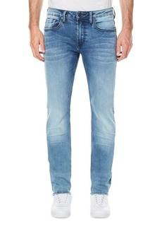 Buffalo Jeans BUFFALO David Bitton Ash-X Slim-Fit Faded Jeans