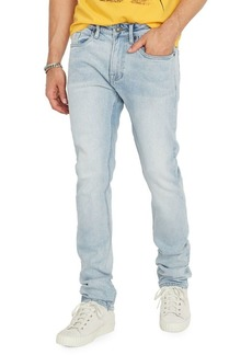 Buffalo Jeans BUFFALO David Bitton Ash x Light Slim-Fit Mid-Rise Jeans