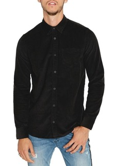 Buffalo Jeans BUFFALO David Bitton Sacord Regular-Fit Corduroy Shirt