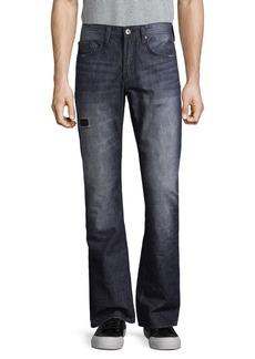Buffalo Jeans BUFFALO David Bitton Cotton Bootcut Jeans