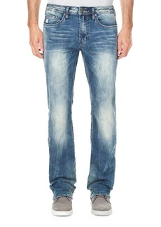 Buffalo Jeans BUFFALO David Bitton Driven-X Relaxed-Straight Indigo Jeans