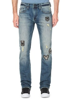 Buffalo Jeans BUFFALO David Bitton Evan Distressed Jeans