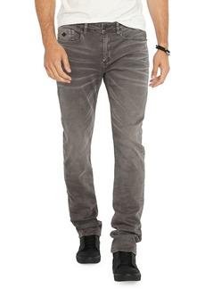 Buffalo Jeans BUFFALO David Bitton Evan Whiskered Mid-Rise Jeans