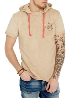 Buffalo Jeans BUFFALO David Bitton Fisign Short-Sleeve Hoodie