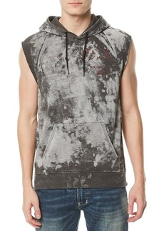 Buffalo Jeans BUFFALO David Bitton Fowalk Sleeveless Hoodie