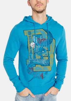Buffalo Jeans Buffalo David Bitton Graphic Print Hoodie