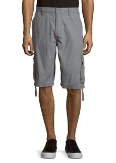 Buffalo Jeans BUFFALO David Bitton Halick Cotton Bermuda Pants