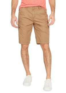 Buffalo Jeans BUFFALO David Bitton Howan Mid-Rise Cotton Shorts