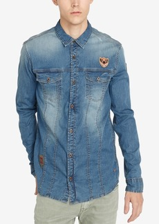 Buffalo Jeans Buffalo David Bitton Indigo Button-Down Shirt