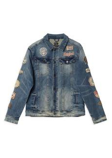 Buffalo Jeans BUFFALO David Bitton Joe Denim Trucker Jacket
