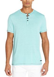 Buffalo Jeans Buffalo David Bitton Kasum Henley Men's T-shirt