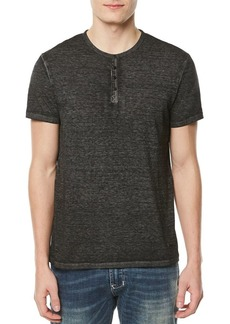 Buffalo Jeans BUFFALO David Bitton Kasum Short-Sleeve Henley