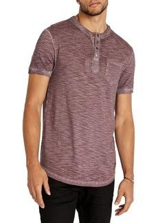 Buffalo Jeans BUFFALO David Bitton Koslub Short-Sleeve Henley Shirt