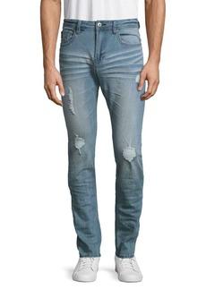 Buffalo Jeans BUFFALO David Bitton Max-X Distress Bleached Jeans